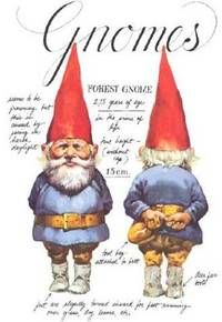 Gnomes by  Rien (illustrator)  Wil; Poortvliet - First edition - 1977 - from Owl & Company Bookshop and Biblio.com