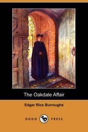 image of The Oakdale Affair (Dodo Press)