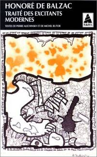 image of Traite des excitants modernes (Babel) (French Edition)