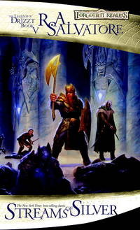 Streams of Silver: The Icewind Dale Trilogy, Part 2 (Forgotten Realms: The Legend of Drizzt, Book...