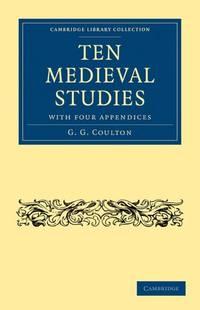 Ten Medieval Studies