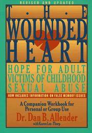 image of Wounded Heart: A Companion Workbook for Personal or Group Use