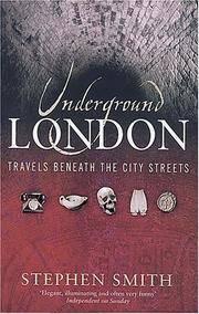 Underground London Travels Beneath the City Streets