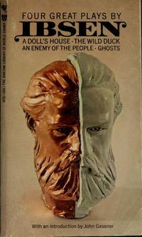 Four Great Plays/ by  Henrik Johan Ibsen - Hardcover - 1984 - from MVE Inc. (SKU: Alibris_0006129)