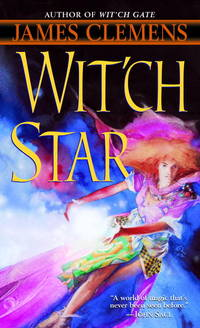 Wit'ch Star (Book Five: The Banned and The Banished Series).