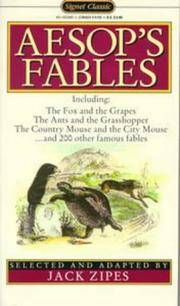 Aesop's Fables (Signet Classics) by Aesop - 1992-08-09 - from Books Express and Biblio.com
