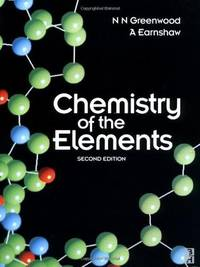 Chemistry of the Elements, Second Edition by A. Earnshaw; Norman Greenwood - Paperback - 1997-12-09 - from Ergodebooks and Biblio.com