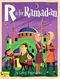 R Is for Ramadan (Babylit)