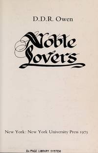 Noble Lovers