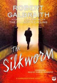 image of The Silkworm: Library Edition