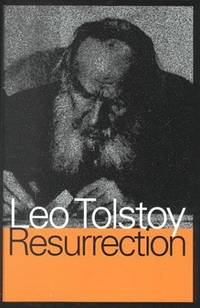 Rare Resurrection By Leo Tolstoy By Dodd,Mead and Co 1900 1st English Translation