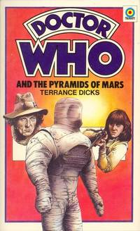 Doctor Who #  50:  Doctor Who and the Pyramids of Mars