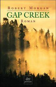 image of Gap Creek: The Story of a Marriage (Oprah's Book Club)