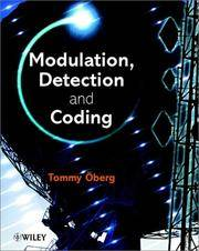 Modulation, Detection and Coding