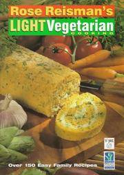Rose Reisman's Light Vegetarian Cooking