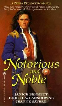 Notorious And Noble (Zebra Regency Romance)