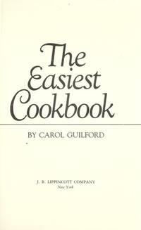 The Easiest Cookbook
