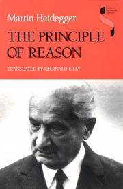 image of The Principle of Reason
