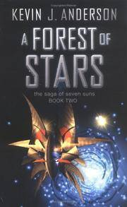 A Forest of Stars (The Saga of the Seven Suns)