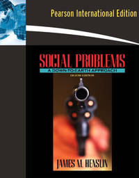 image of Social Problems: A Down-to-Earth Approach: International Edition