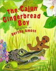 Cajun Gingerbread Boy