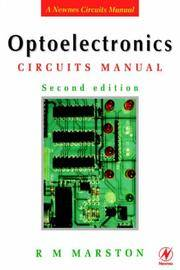 Optoelectronics Circuits Manual (Marston's Circuit Manual Series) 2nd Edition
