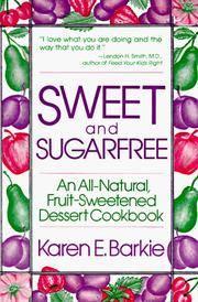Sweet and Sugarfree