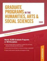Grad Guides Book 2   Humanities/Arts/Soc Scis 2009  )
