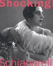 Shocking! The Art and Fashion of Elsa Schiaparelli by Dilys E. Blum - Hardcover - 2003-09-10 - from Ergodebooks and Biblio.com