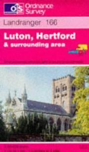 image of Luton, Hertford and Surrounding Area (Landranger Maps)