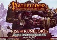 Pathfinder Adventure Card Game: Rise of the Runelords Deck 6-Spires of Xin-Shalast Adventure Deck