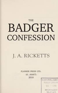The Badger Confession