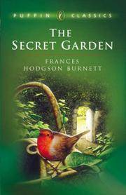 The Secret Garden by Burnett, Frances Hodgson