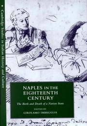 Naples in the Eighteenth Century: The Birth and Death of a Nation State (Cambridge Studies in...