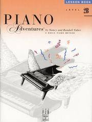 Piano Adventures: Lesson Book Level 2B