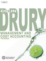image of Management and Cost Accounting