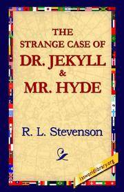 image of The Strange Case of Dr.Jekyll and Mr Hyde