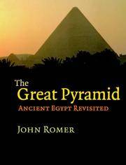 image of The Great Pyramid: Ancient Egypt Revisited