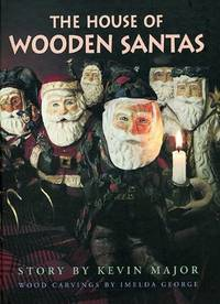 House of Wooden Santas (Northern Lights Books for Children)