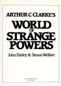 image of WORLD OF STRANGE POWERS