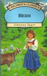 image of HEIDI (CHILDREN'S CLASSICS)