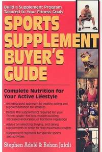 Sports Supplement Buyer's Guide: Complete Nutrition for Your Active Lifestyle
