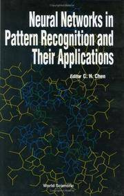 Neural Networks in Pattern Recognition and Their Applications