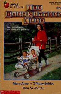 image of Mary Anne and 2 Many Babies (Baby-Sitters Club, No. 52)