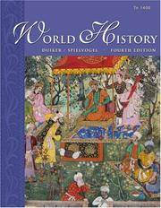 World History: To 1400 (without info trac)