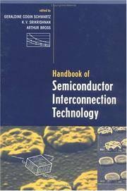 Handbook Of Semiconductor Interconnect Technology OE