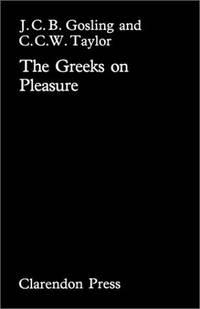 The Greeks on Pleasure