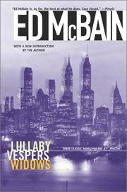 Lullaby/Vespers/Widows (87th Precinct Mysteries)
