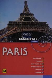 AA Essential Spiral Paris (AA Essential Spiral Guides)