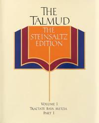 001: The Talmud, The Steinsaltz Edition, Vol. VII: Tractate Ketubot, Part 1 by Rabbi Adin Steinsaltz - 1st - 1989 - from First Landing Books & Art and Biblio.co.uk